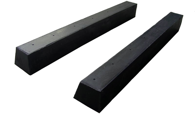 Rubber Cross Ties