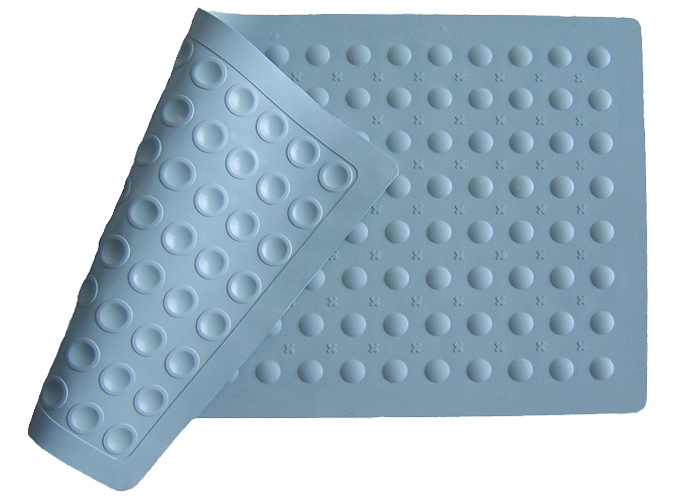 Anti Slip Shower Mat With Dot Design